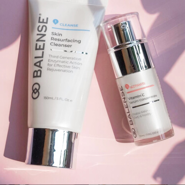Balense skin care products